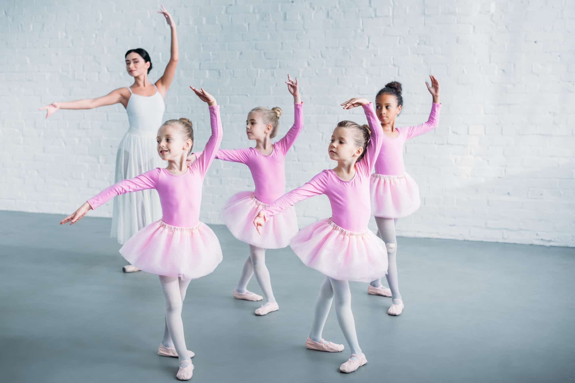 dance photography in ballet