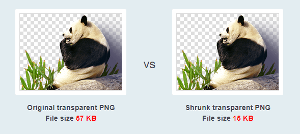 image optimization to reduce file size without compromising quality